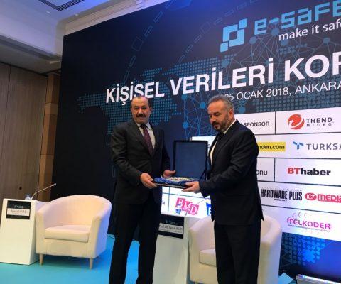 Prof. Dr Faruk Bilir ve Musa Savaş